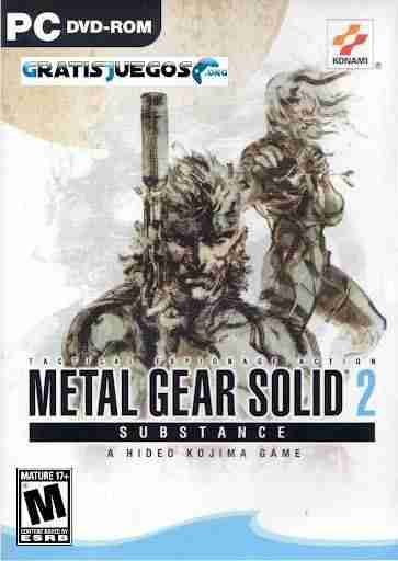 Metal Gear Solid 2: Substance - Play with Gamepad/Joystick ...